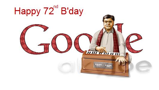 Jagjit Singh Birthday Google Doodle